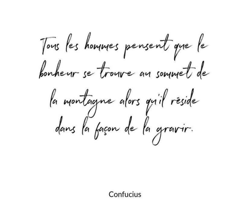 Inspiration Confucius - Sandrine Rocher Derichebourg