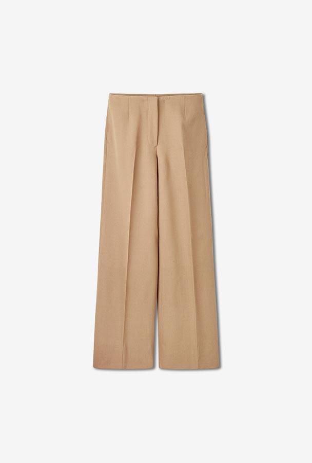 Boutique en ligne LILAR - Sandrine Rocher Derichebourg - Pantalon Large - Slowfashion - Made In Paris