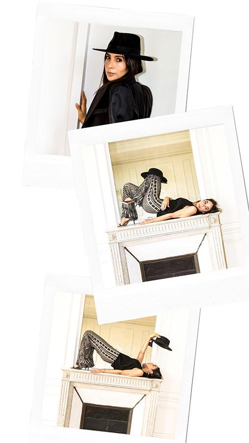 Créatrice de mode de luxe - LILAR Paris - Photo de Naomi Wu