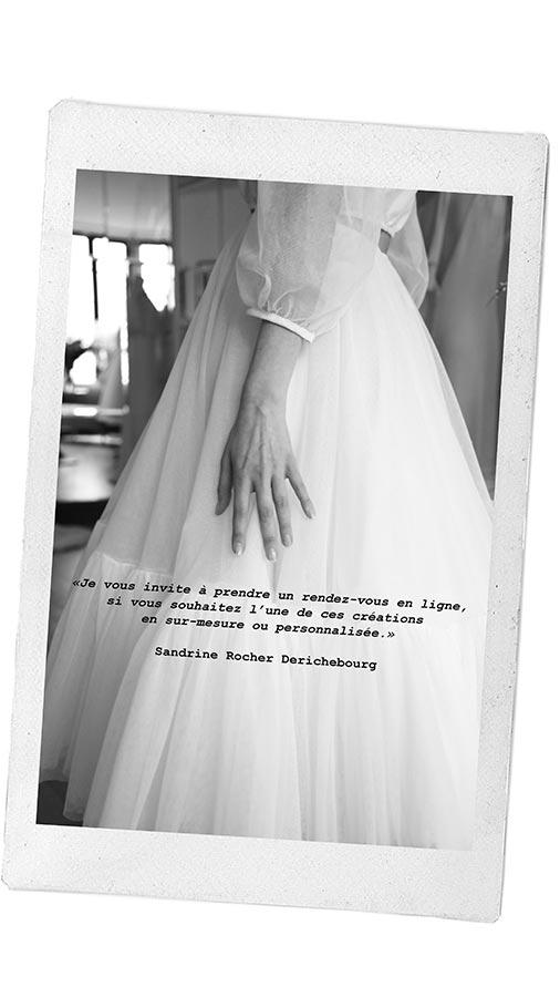 Love Is Like A Rose - Sandrine Rocher Derichebourg - Créatrice de robes-de mariée sur-mesure - Sandrine Rocher Derichebourg
