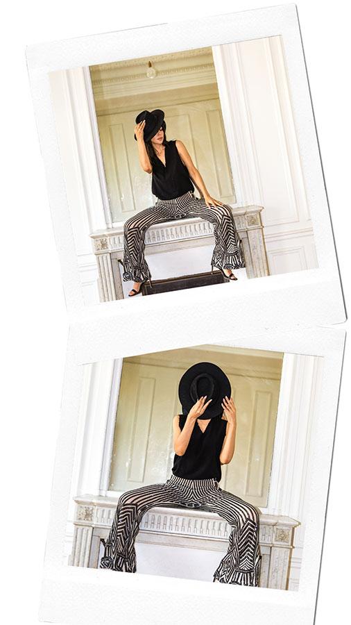 Prêt-à-porter de luxe - Création de tailleur parisien - LILAR Paris - Photo de Naomi Wu