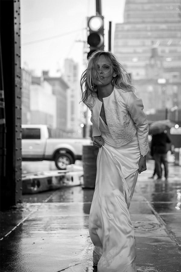 Robe de mariage Paris - Robes de mariée modernes - LOVE IS LIKE A ROSE -